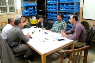 نشست هیئت مدیره انجمن علمی باستان شناسی ایران برگزار شد